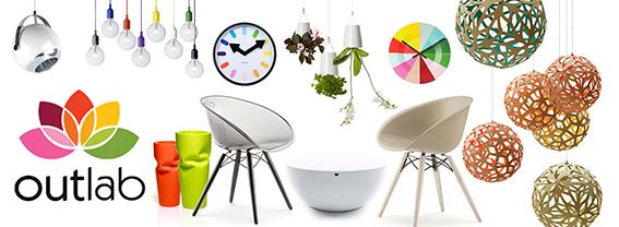 OUTLAB - nowoczesne meble, donice i akcesoria do wnętrz i ogrodów